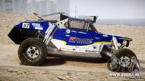 Jimco Buggy pour GTA 4 Vue arrière de la gauche