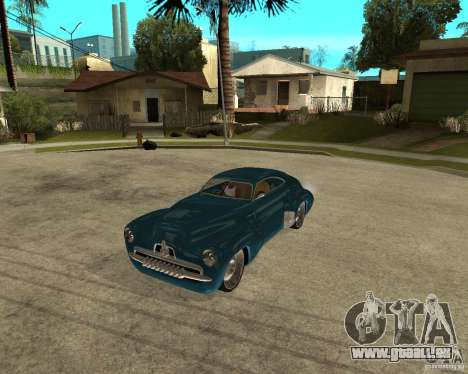 Holden Efijy pour GTA San Andreas