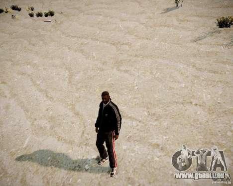 Black Niko pour GTA 4 quatrième écran