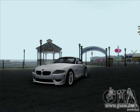 BMW Z4M pour GTA San Andreas