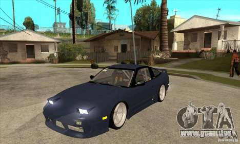 Nissan 180SX Turbo JDM für GTA San Andreas