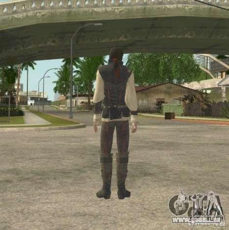 Assassins skins pour GTA San Andreas