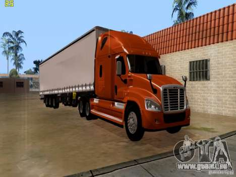 Freightliner Cascadia pour GTA San Andreas