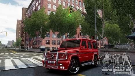 Mercedes-Benz G500 für GTA 4