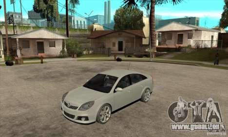 Opel Vectra C 2005 pour GTA San Andreas