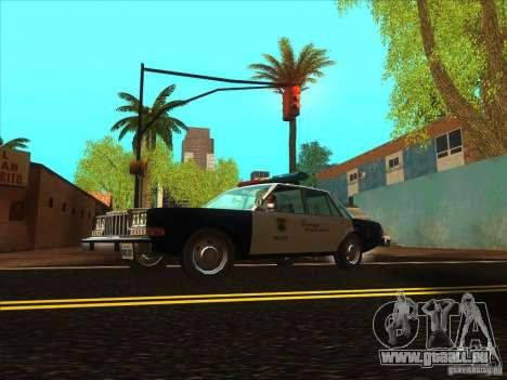 Dodge Diplomat 1985 LAPD Police pour GTA San Andreas