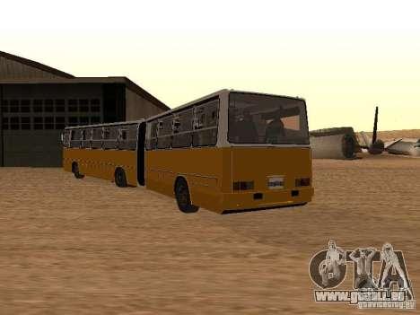 Trailer-Ikarusu 280.46 für GTA San Andreas