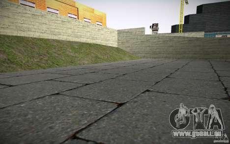 Service d'incendie de HD pour GTA San Andreas septième écran