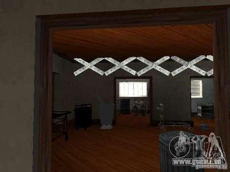 GTA Museum pour GTA San Andreas sixième écran