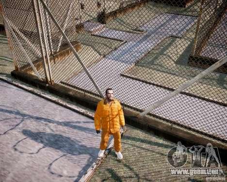 The prison Rob pour GTA 4 cinquième écran