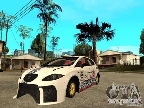 Seat Leon Cupra Bound Dynamic pour GTA San Andreas