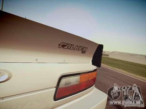 Nissan Silvia S13 Daijiro Yoshihara für GTA San Andreas Rückansicht