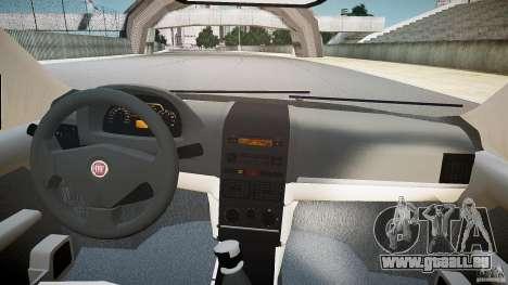 Fiat Albea Sole (Bug Fix) für GTA 4 Seitenansicht
