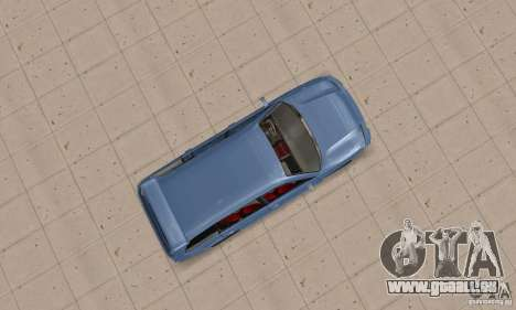 Toyota Carina 1996 pour GTA San Andreas vue de droite
