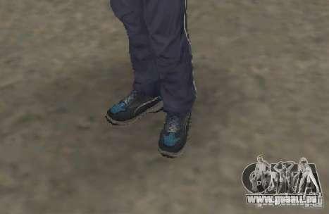 CJ Gopnik pour GTA San Andreas sixième écran