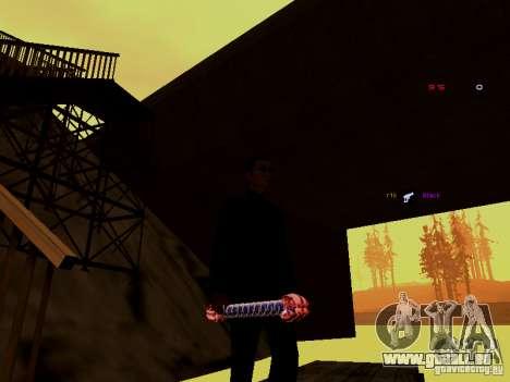 Ice Weapon Pack für GTA San Andreas dritten Screenshot