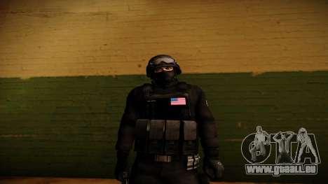 S.W.A.T. pour GTA San Andreas