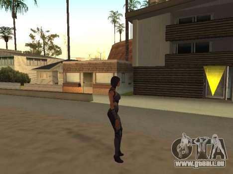 Archlight Deadpool The Game für GTA San Andreas her Screenshot