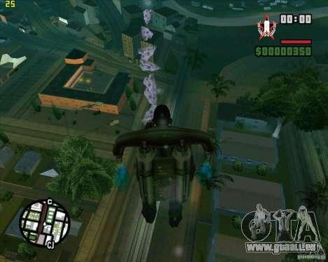 Feux d'artifice pour GTA San Andreas