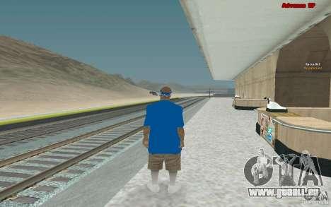 Neue Skins für Bande Varios Los Aztecas für GTA San Andreas sechsten Screenshot
