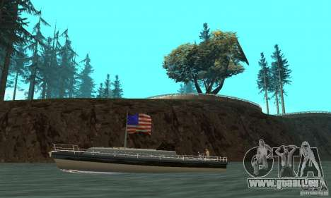 USA Marquis für GTA San Andreas linke Ansicht