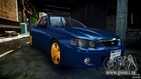 Ford Falcon XR8 2007 Rim 2 für GTA 4