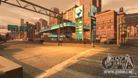 Aral Tankstelle pour GTA 4 secondes d'écran