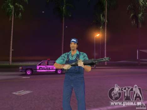 Pak-Inland-Waffen für GTA Vice City neunten Screenshot