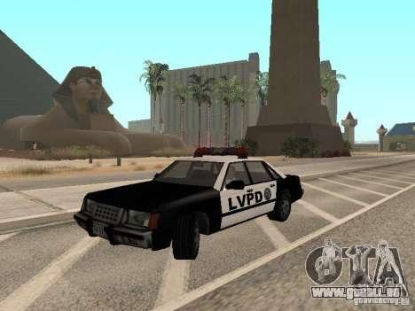LVPD Police Car für GTA San Andreas