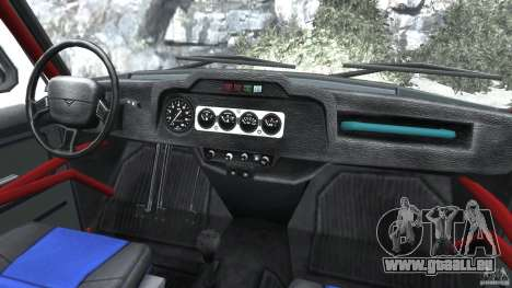 UAZ 31514 Commander v1. 0 für GTA 4 rechte Ansicht