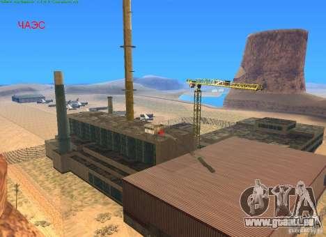 Chernobyl c. 1 pour GTA San Andreas