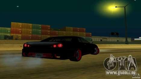New elegy v1.0 für GTA San Andreas linke Ansicht