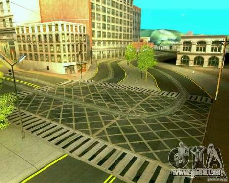 GTA 4 Roads pour GTA San Andreas