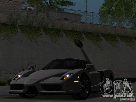 Ferrari Enzo Novitec V1 pour GTA San Andreas vue arrière