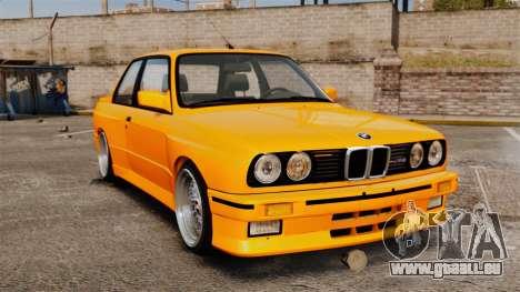 BMW M3 E30 v2.0 für GTA 4