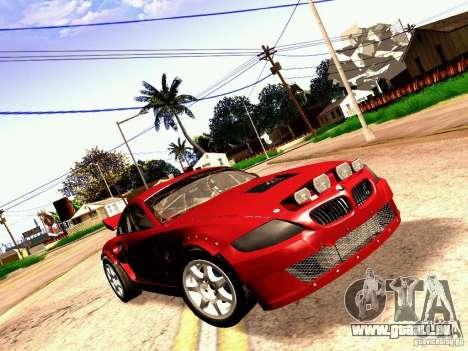 BMW Z4 Rally Cross für GTA San Andreas