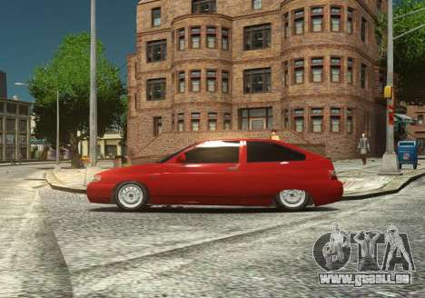 Coupe de VAZ-2112 pour le moteur de GTA 4