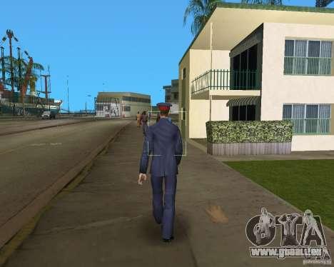Russischer Polizist für GTA Vice City zweiten Screenshot