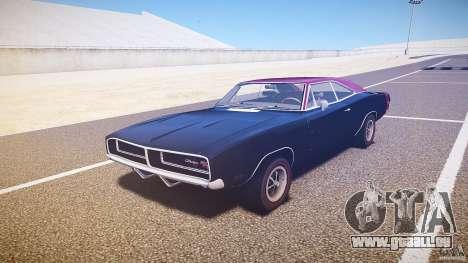 Dodge Charger RT 1969 v1.0 pour GTA 4
