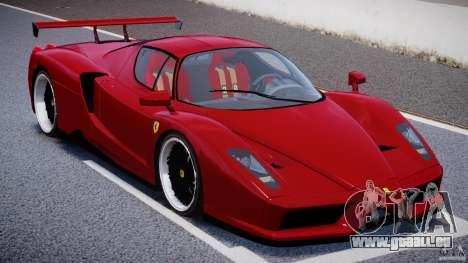 Ferrari Enzo für GTA 4 Innen