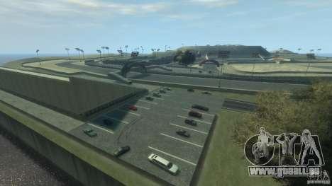 Laguna Seca v1.2 pour GTA 4 quatrième écran