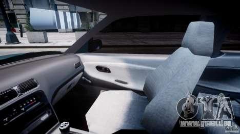 Nissan 240sx v1.0 pour GTA 4 Vue arrière
