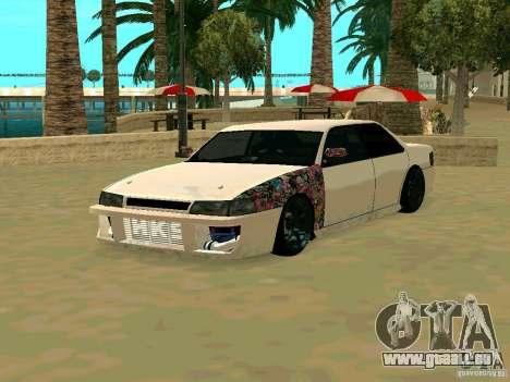 New Sultan v1.0 pour GTA San Andreas