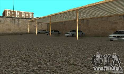Renouvellement des auto-écoles à San Fierro pour GTA San Andreas cinquième écran