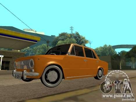 VAZ 2101 wiederhergestellt für GTA San Andreas