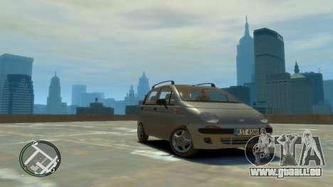 Daewoo Matiz Style 2000 für GTA 4