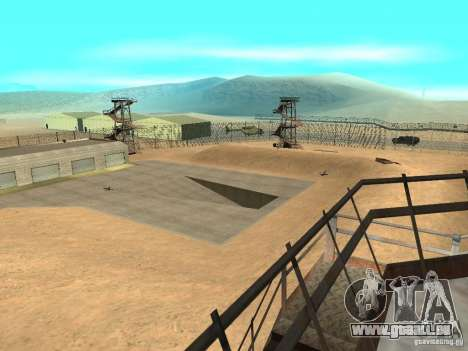 Quartier animé de 69 pour GTA San Andreas