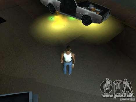 IVLM 2.0 TEST №3 pour GTA San Andreas septième écran