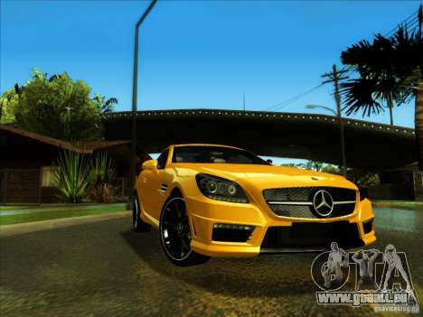 Sun Graphic Edition by KyIIuDoN pour GTA San Andreas