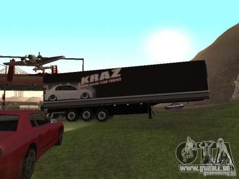 Nouveau trailer pour GTA San Andreas vue de dessus